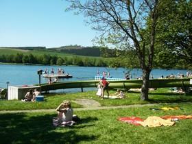Campingplatz Diemelsee Strandbad