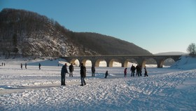 Diemelsee im Winter