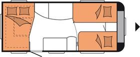Mietwohnwagen Seerose